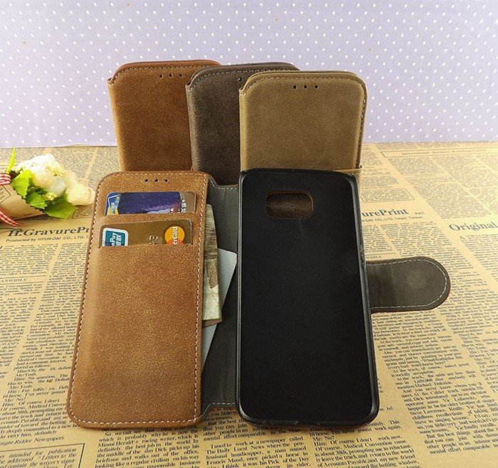 2015 Hottest Super Quality Competitive Price Purse Case For Samsung Galaxy S4