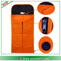 Custom wholesale quilted garment bag cheap