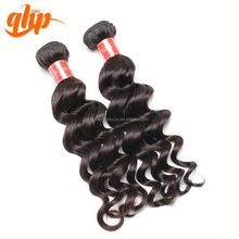 grade 7a unprocessed peruvian 100% raw weave human virgin remy kinky afro hair weave