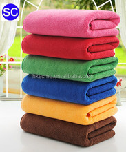 Customized top quality microfiber face towel