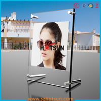 imikimi plastic hot girl photo picture frame Theme of home love acrylic photo booth frame