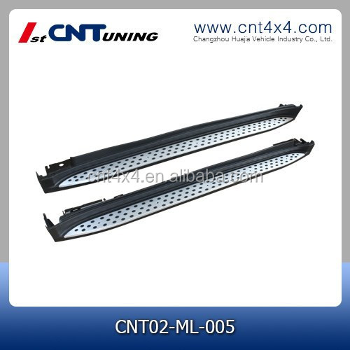 w164 side step ml350 running board PROFESSIONAL MANUFACTURER