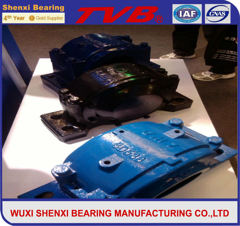 FSNL 511-609 bearing housing for idler roller