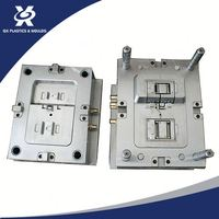 2016 popular High Quality Professional abs injection mould