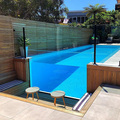 PG Customized Clear Acrylic for Swimming Pool