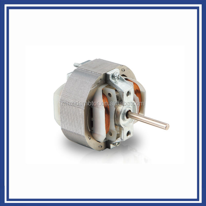 Factory direct sales universal electric fan motor\/shade pole motor