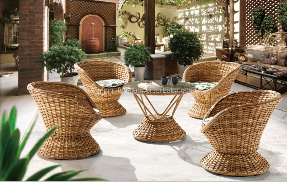 Nature phuket artificial rattan garden dinning set outdoor for Outdoor furniture phuket
