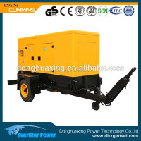 Chinese factory sale 13kva engine (403D-15G) portable diesel generator price