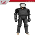 Military equipment police anti riot suit full body armor