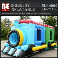 New Concept Outdoor Obstacle Course For Kids