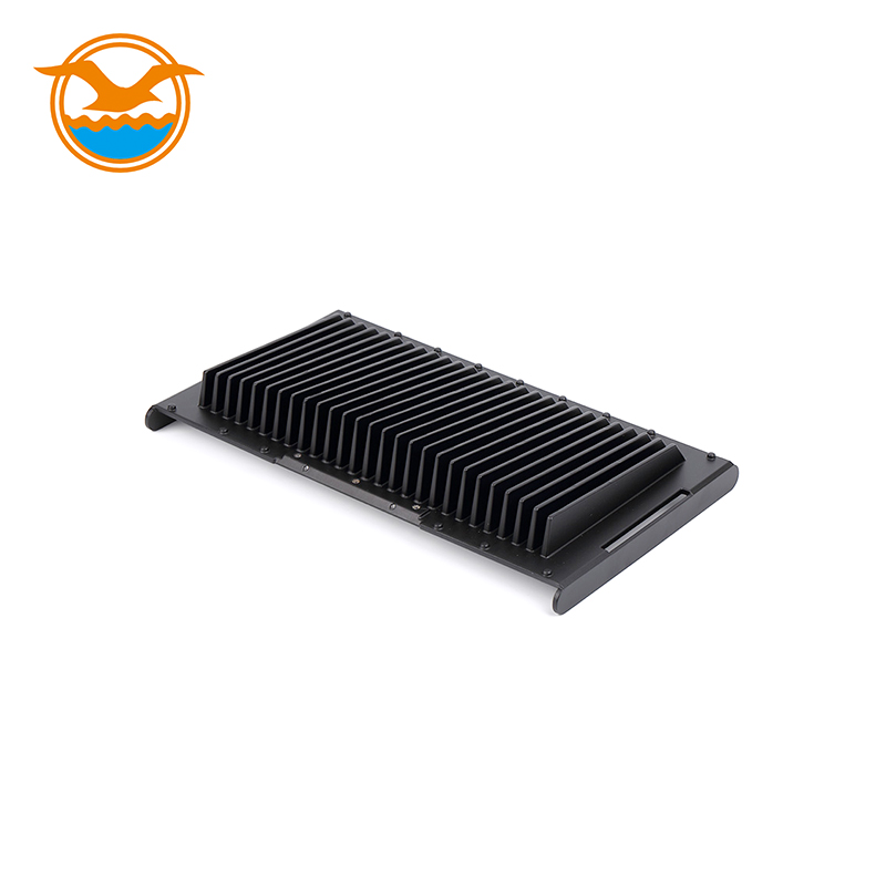 China Manufacturer Die Casting LED Lamp Heatsink Parts