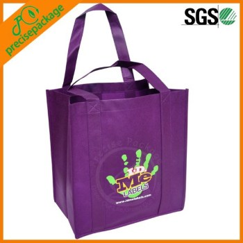 promotional non-woven tote bag customized