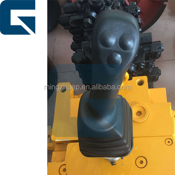 Excavator Joystick Handle/Manipulation Handle Assy (4 in 1, front 3 buttons back 1 button)