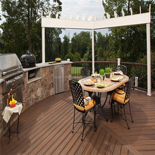 wpc decking and wood look exterior wood panel,cheap composite decking material from china,decorative outdoor