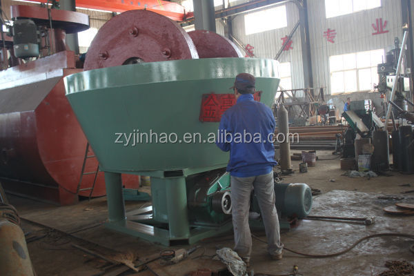 Easy operation of simple grinding machine