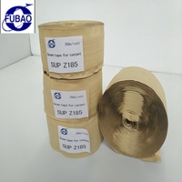 SUP ZP185 heat bond carpet seaming tape for carpet underlay