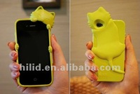 Cute Silicone Case Cover for iPhone 4 4S 4G