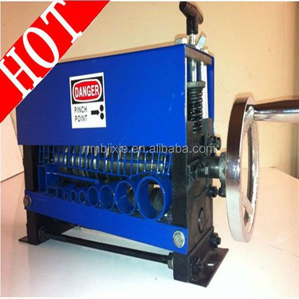 China manufacture new type electric cables wire stripping machine
