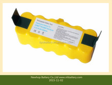 Rechargeable14.4v 2.0Ah to 4.0Ah NI-MH roomba battery
