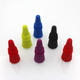 Natural Promotional Silicone Rubber Wine Bottle Stopper