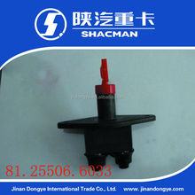 shacman heavy duty truck cabin parts, truck mains switch 81255066033