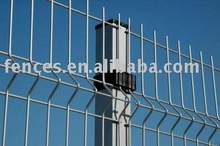 best price welded wire mesh fence panels