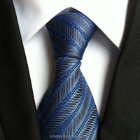 Fashionable men silk ties,High quality silk ties,Lattice silk ties