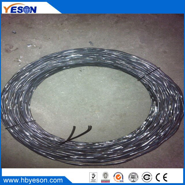 Factory direct sale hot dipped galvanized wire