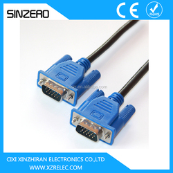 db9 to vga cable XZRV006/vga cable/vga cable spec