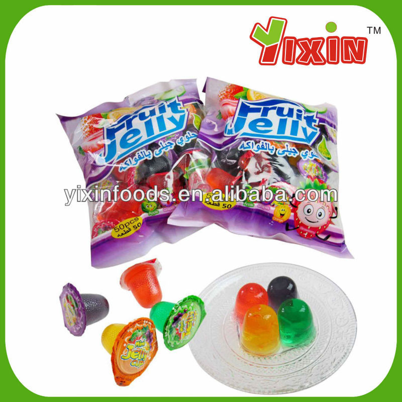 Hotsell new Mini fruit jelly cup