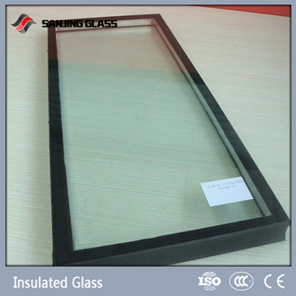 5mm+9A+5mm,6mm+12A+6mm Low-E Insulated double pane tempered glass