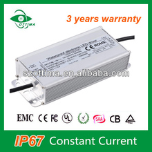 110W 30-36Vdc 3.3A led street light driver IP67 waterproof electronic led driver
