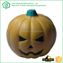 New coming Pumpkin tomatoes vegetables shapes stress ball manufacturer sale