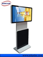 Best seller!Innovative new design 42inch rotating floor stand digital signage advertising display monitor
