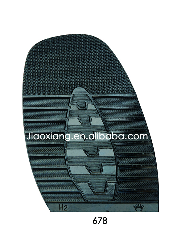 Anti-slip Rubber Sole for Mens Shoes Repair