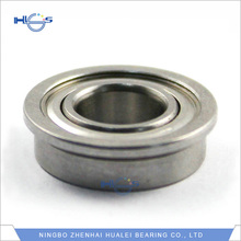 2017 new product dust seal flange bearing MF72 zz rs rubber bearing pad