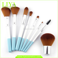 Profession 6pcs glitter makeup brush manly makeup brushes