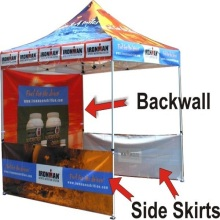 Free Design Waterproof And Fireproof Tent With Your Logo