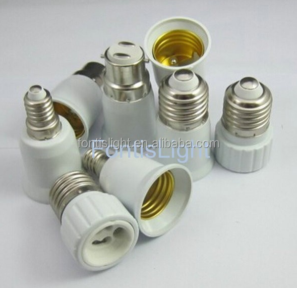 Lamp Holder Converters & Flexible extended 1 to 4 E27 Lamp Base Lamp Holder Converters