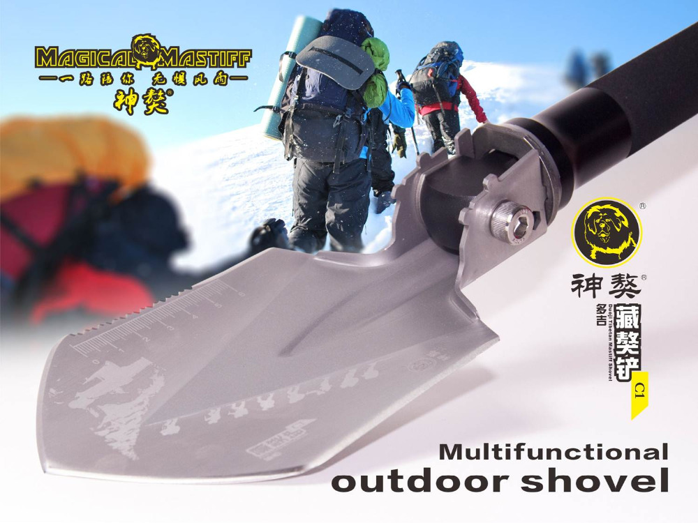 Best Versatile Tactical Multi Tool And Equipment Outoor Camping All-purpose Shovel