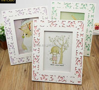 2015Teda 3d pvc plastic photo frame for home decorations