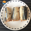 Canned mackerel tin fish in vegetable oil for sale