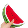 Hand Wrist toy slow rising squishy watermelon