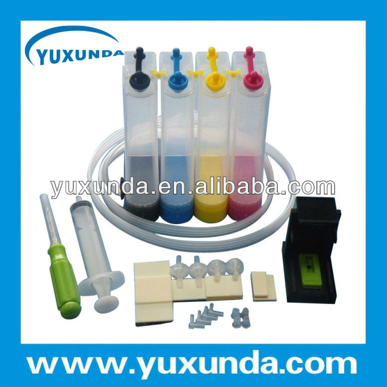 DIY continuous ink system ciss for canon mp258/IP2770/MP240/MP245/MP250/MP268/MP270/MP272/MP276/MP287/MP480 (PG810 CL811)