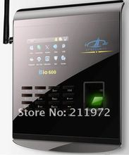 ZK Software 8 Inch Touch Screen RFID Door Access Control SDK Available Fingerprint Time Attendance(HF-Bio600)