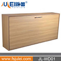 modern manual folding wall bed furniture JL-WD01