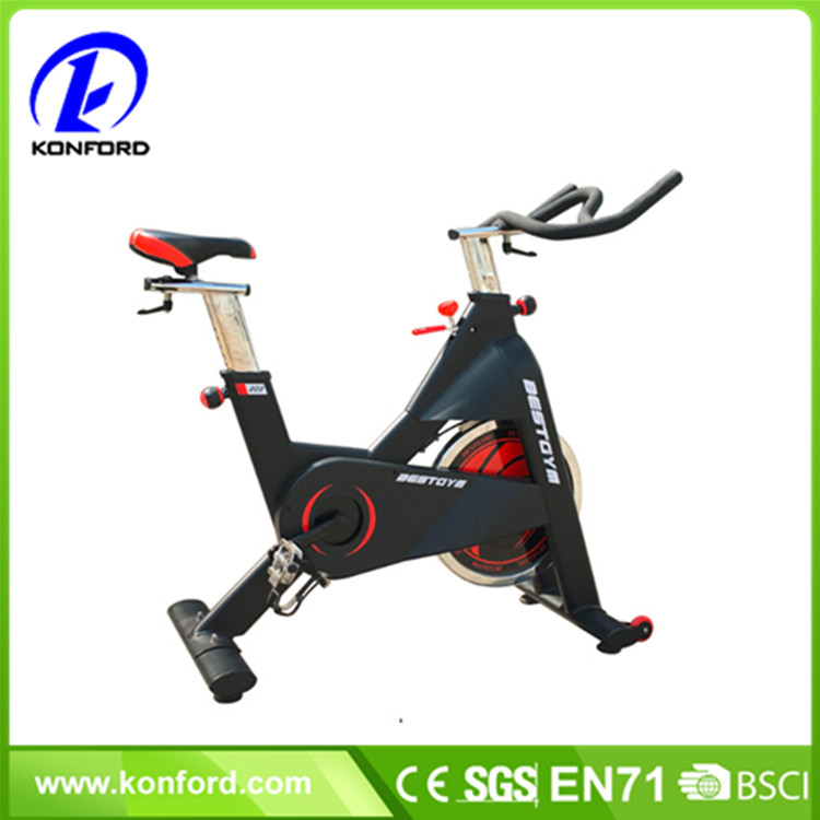 great for cardio, spin classes, general fitness Commercial Spin Bike