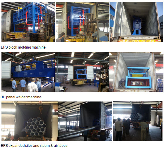 3d eps steel mesh wall panel machine/machinery/production line/plant