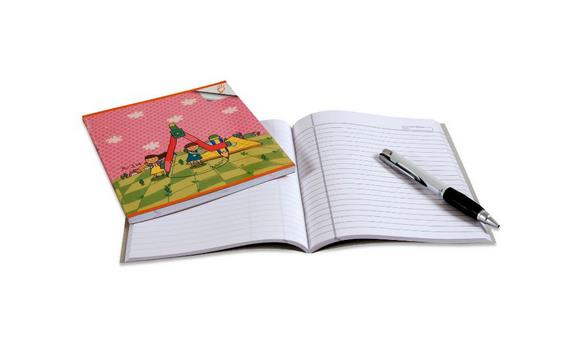 Trendy A4 Size Exercise books