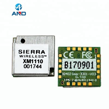 AirPrime XM1110 GPS and GLONASS Module,MT3333 GLONASS receiver